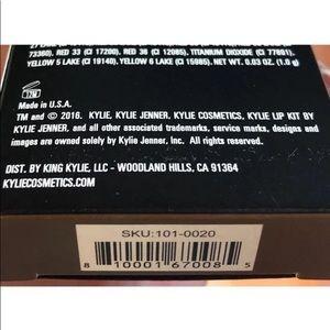 Kylie Cosmetics Makeup - kylie cosmetics true brown k lip kit set